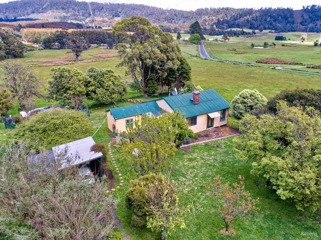12 Quigleys Road, Holwell, Tas 7275