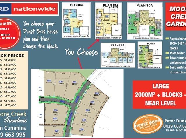 Lot 828 Moore Creek Gardens, Tamworth, NSW 2340