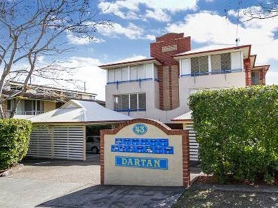 12/43 Galway Street, Greenslopes, Qld 4120