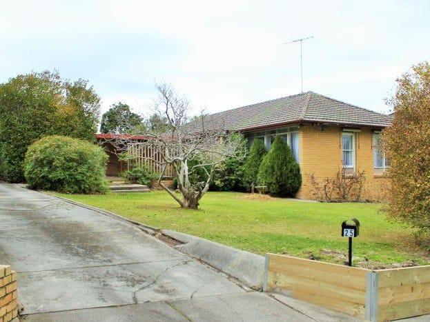 25 Wridgway Avenue, Burwood, Vic 3125