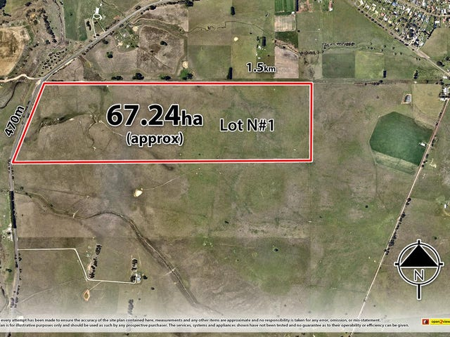Lot 1 Three Chain Rd, Lancefield, Vic 3435