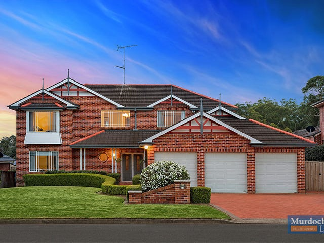 34 Balintore Drive, Castle Hill, NSW 2154