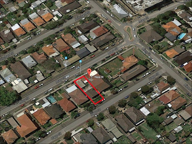 1 Happ Street, Auburn, NSW 2144