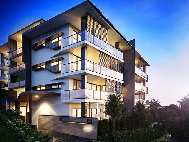 203/30-32 York Street, Indooroopilly, Qld 4068