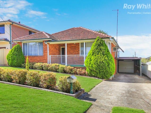 12 Hudson Street, Wentworthville, NSW 2145