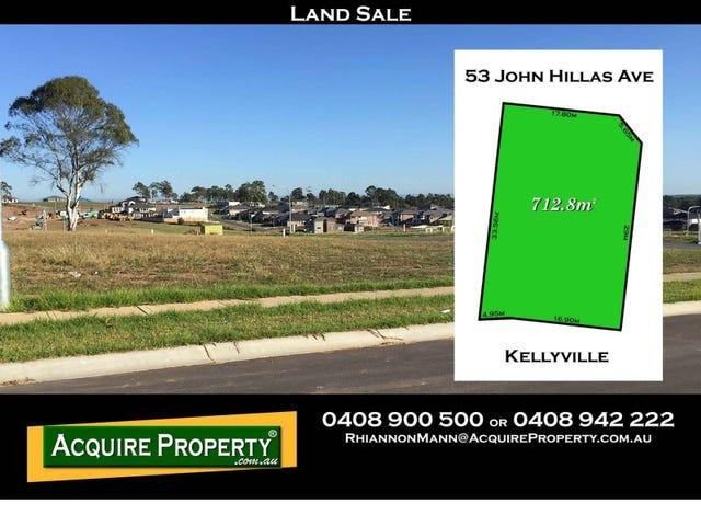 53 John Hillas Avenue, Kellyville, NSW 2155