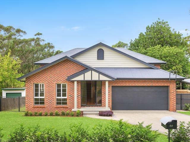 89 Wallalong Crescent, West Pymble, NSW 2073