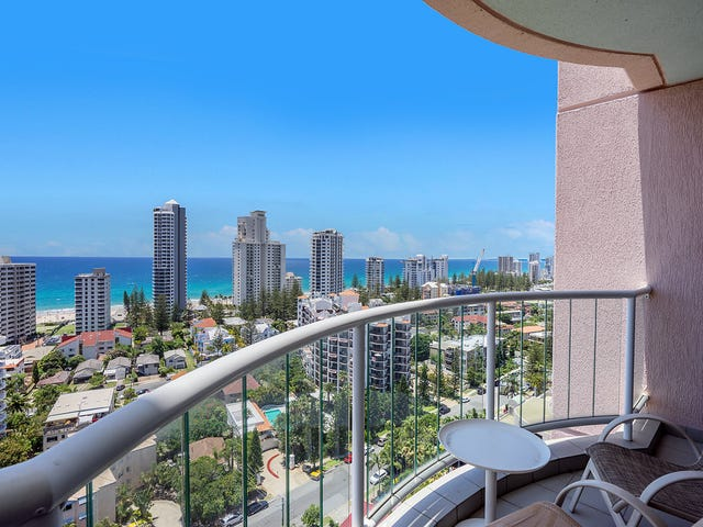 1502/2801 Gold Coast Highway, Surfers Paradise, Qld 4217