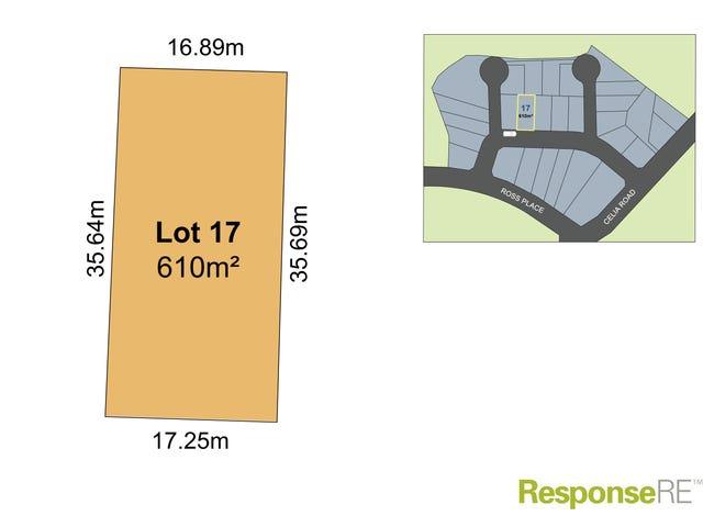 Lot 17 Barakee Crescent, Kellyville, NSW 2155