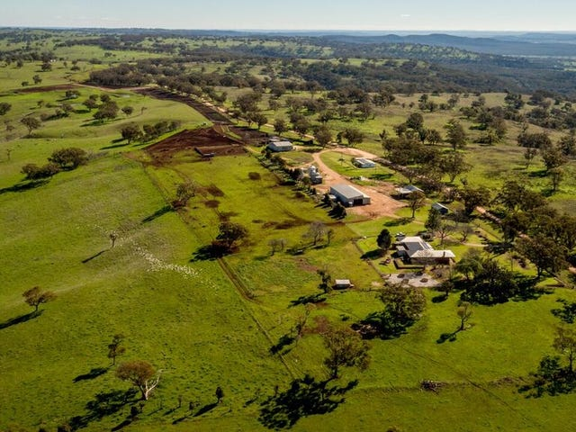 'Mt Hope', Coolah, NSW 2843