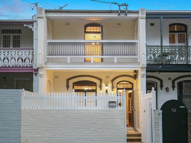 28 Colbourne Avenue, Glebe, NSW 2037