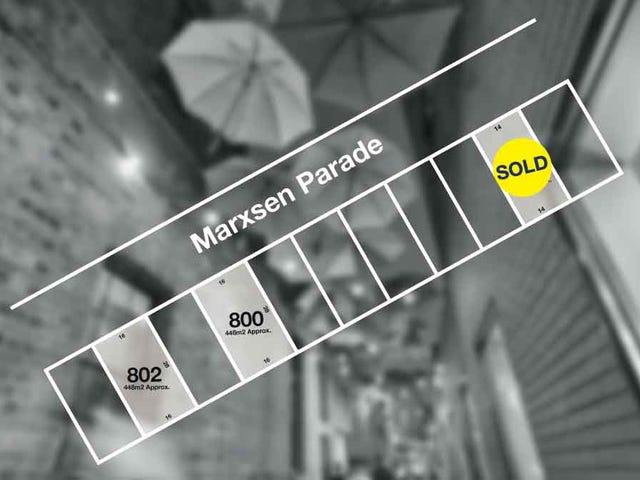 796 (Lot 796, 800, 802) Marxsen Parade, Lucas, Vic 3350