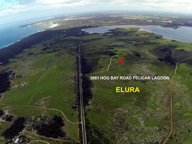 3061 Hog Bay Road, Pelican Lagoon, SA 5222