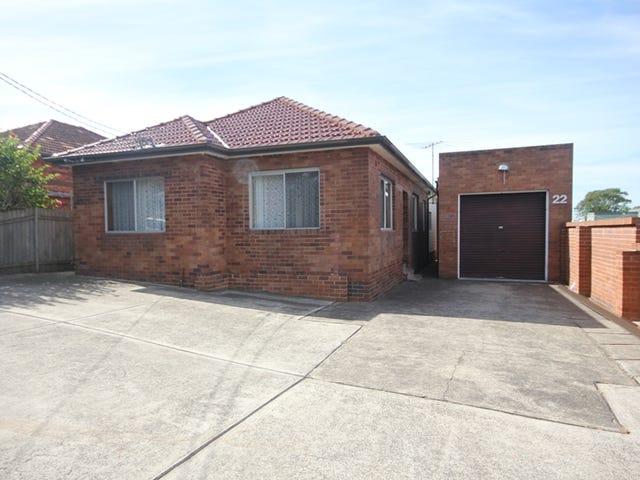 22 Richland Street, Kingsgrove, NSW 2208