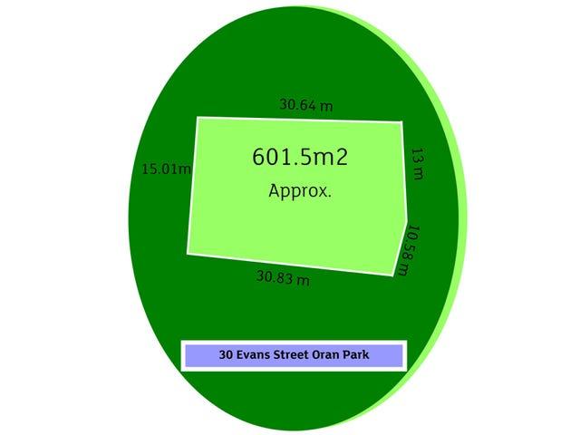 Lot 2046 Evans Street, Oran Park, NSW 2570