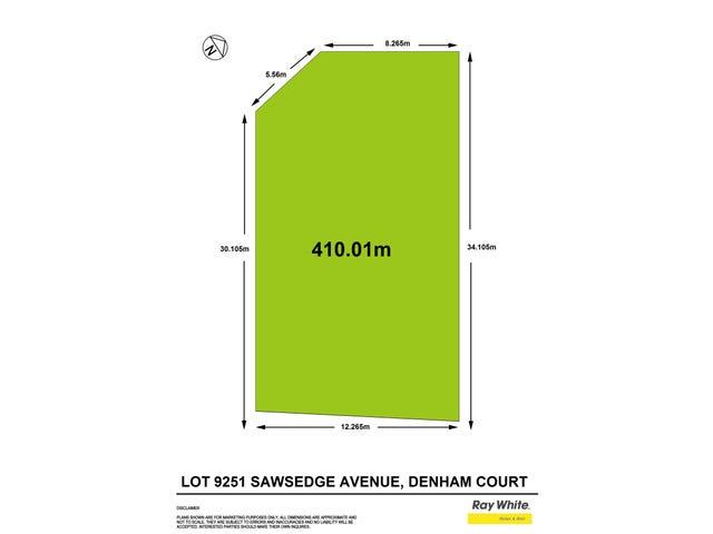 73 (Lot 9251) Sawsedge Avenue, Denham Court, NSW 2565