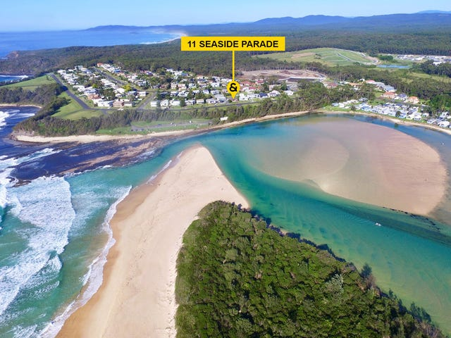 11 Seaside Parade, Dolphin Point, NSW 2539
