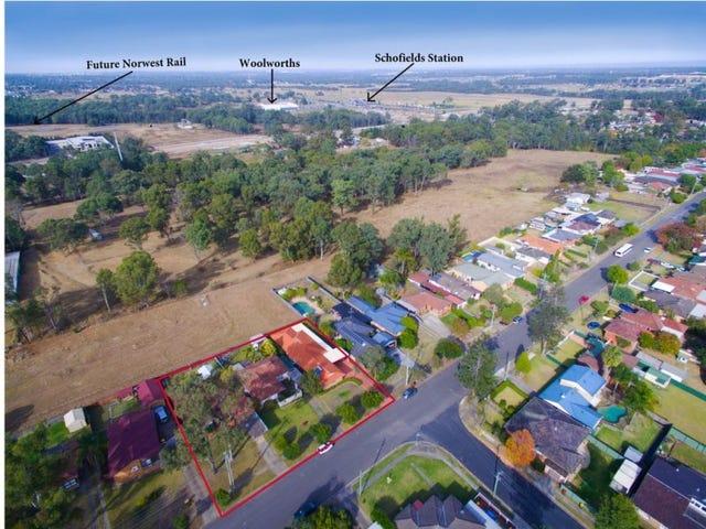 60, 62 & 64 Advance Street, Schofields, NSW 2762
