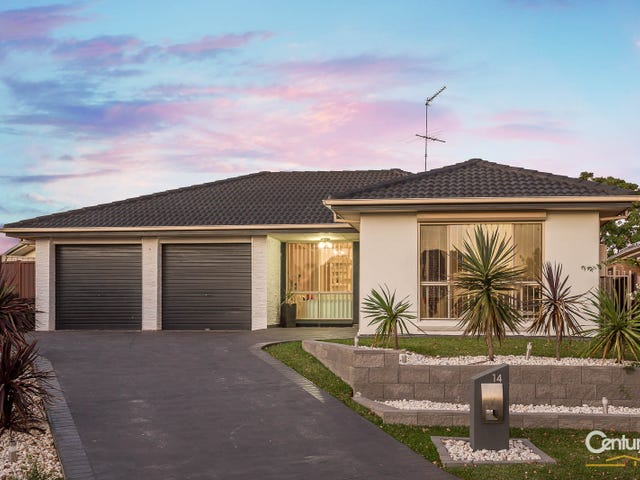 14 Flax Place, Quakers Hill, NSW 2763