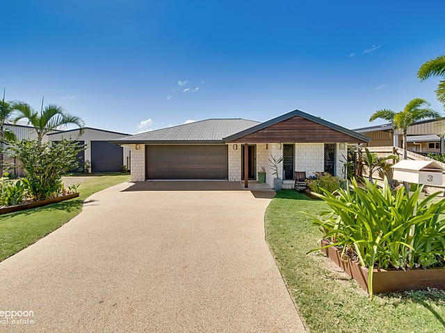 3 Peninsula Place, Rosslyn, Qld 4703