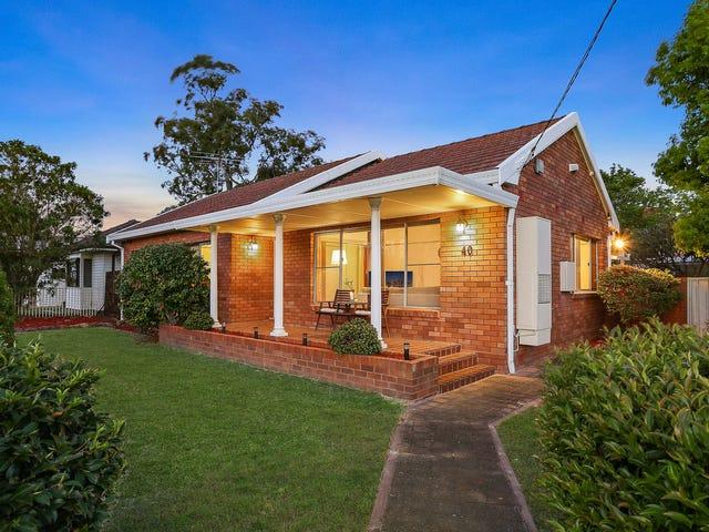 40 Ogilvy Street, Peakhurst, NSW 2210