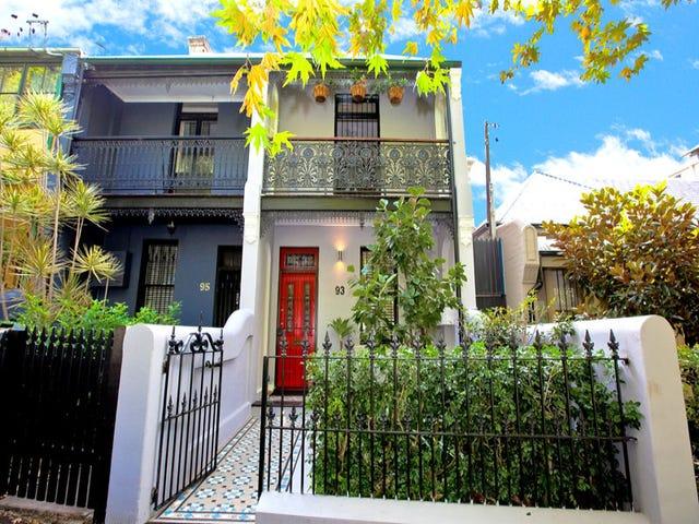 93 Burren Street, Newtown, NSW 2042