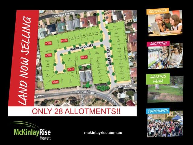 McKinlay Rise, Hewett, SA 5118