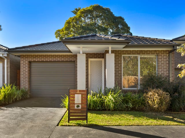 2 Silvergrass Court, Croydon, Vic 3136
