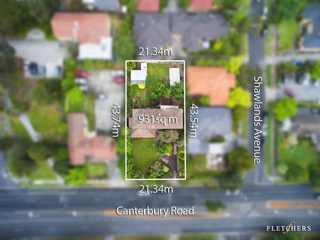 162 Canterbury Road, Blackburn South, Vic 3130