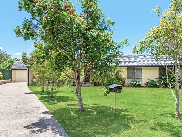 4 Burgundy Court, Highland Park, Qld 4211