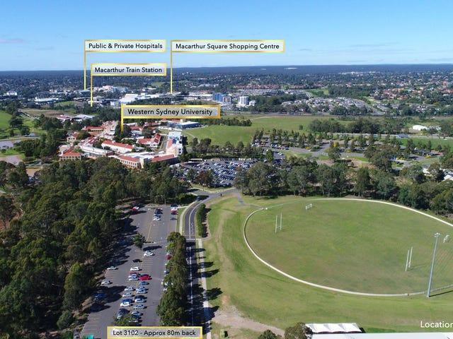 Lot 3102, Macarthur Heights,, Campbelltown, NSW 2560