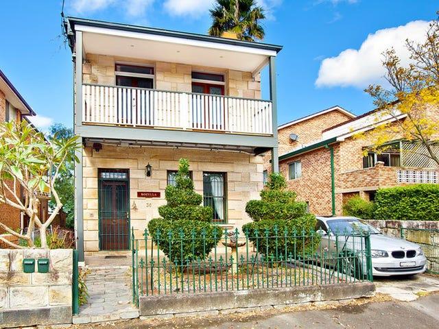 2/36 Hornsey Street, Rozelle, NSW 2039
