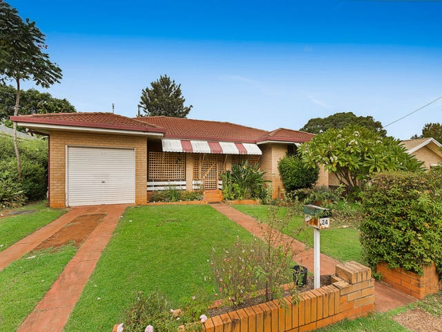 24 Richmond Drive, Wilsonton, Qld 4350