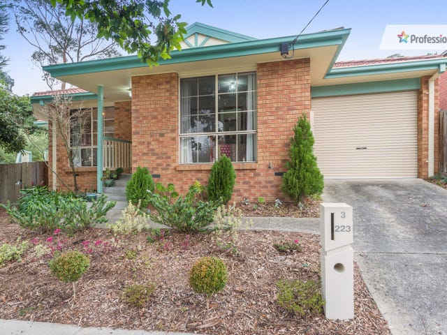 3/223 Forest Road, Boronia, Vic 3155