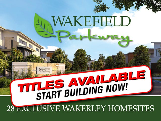 Bailey Street (off Dianthus Street), Wakerley, Qld 4154