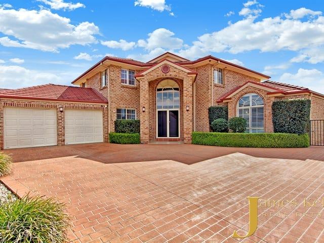 12 Footman Cres, Kellyville Ridge, NSW 2155