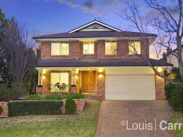 22 Stratheden Avenue, Beaumont Hills, NSW 2155