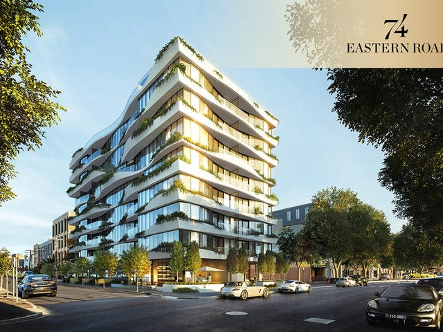 603/74 Eastern Road, South Melbourne, Vic 3205