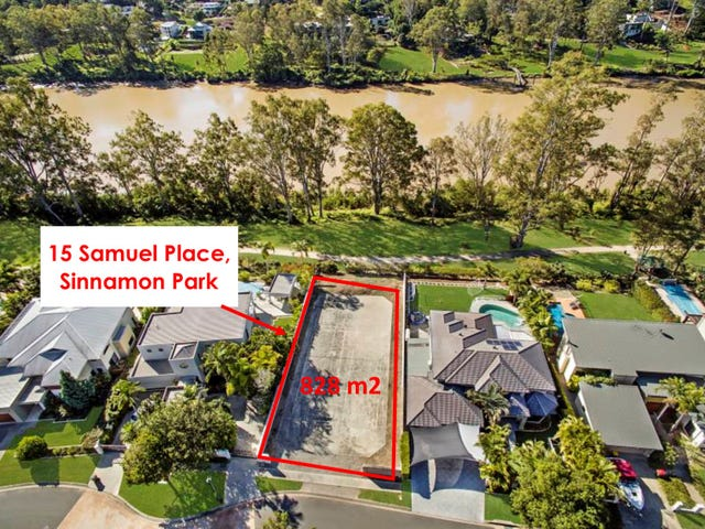 15 Samuel Place, Sinnamon Park, Qld 4073