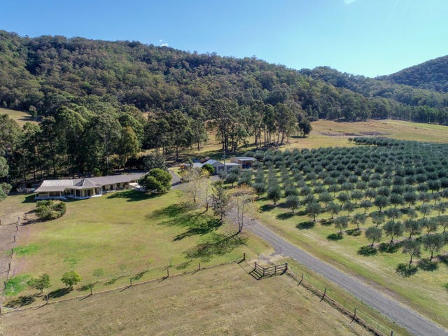 525 Lambs Valley Road, Lambs Valley, NSW 2335
