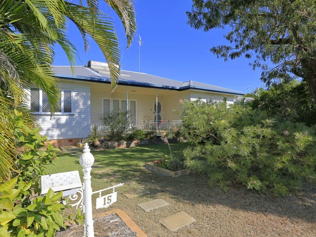 15 Walsh Street, Walkervale, Qld 4670
