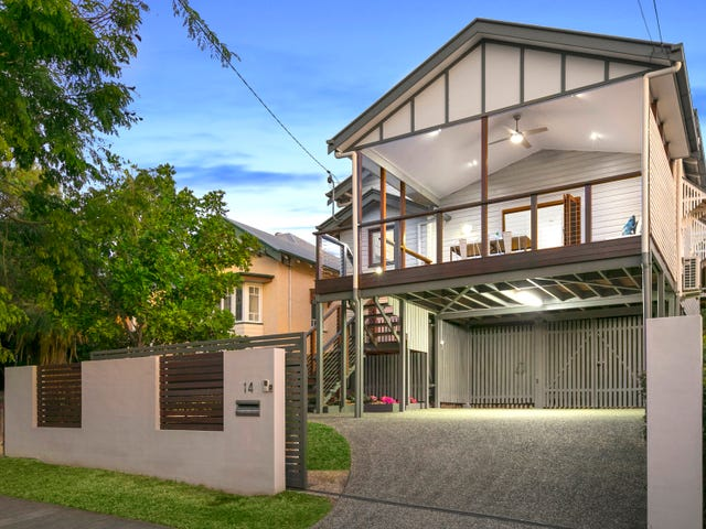 14 Headfort Street, Greenslopes, Qld 4120