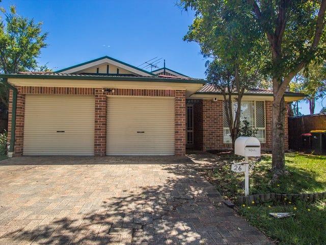 26 Bundarra Court, Wattle Grove, NSW 2173