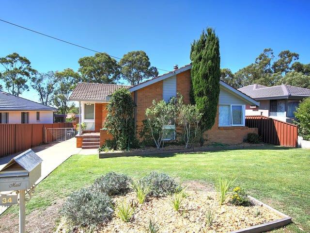 34 Berallier Dr, Camden South, NSW 2570