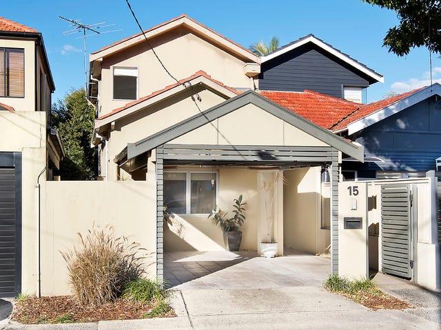 15 Shaw Street, North Bondi, NSW 2026