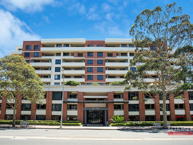 142/121-133 Pac Hwy, Hornsby, NSW 2077