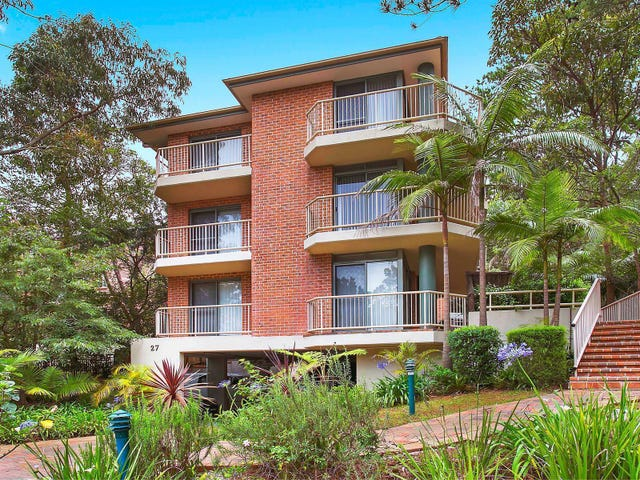 6/27 Sherbrook Road, Hornsby, NSW 2077