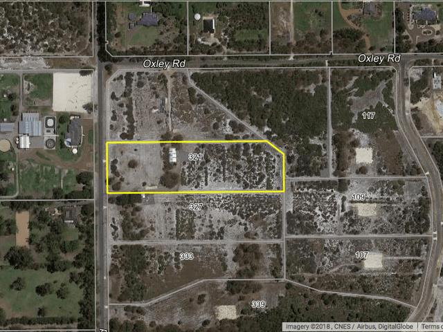 Lot 252, 321 Taylor Road, Forrestdale, WA 6112