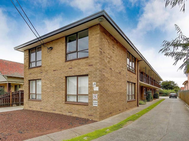 6/12 Carmichael Street, West Footscray, Vic 3012