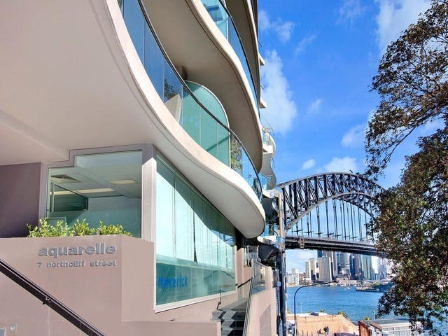 15/7 Northcliff Street, Milsons Point, NSW 2061